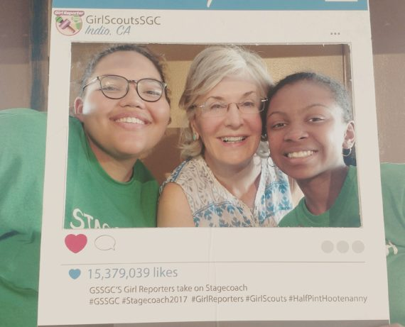 Cynthia Breuning - Girl Scouts of San Gorgonio Council