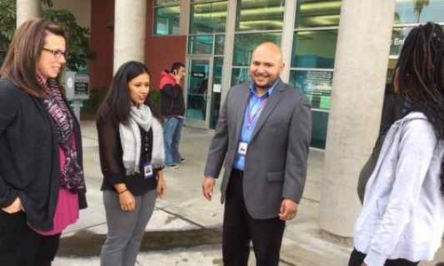 Cesar Navarrete - Child Advocated of San Bernardino County (CASA)